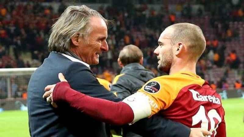 Galatasaray eski teknik direktörü Riekerink Türkiye'de sahalara döndü!