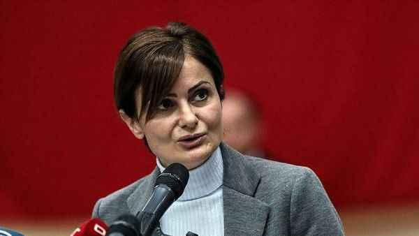 Canan Kaftancıoğlu'ndan, Erdoğan'a '500 bin TL'lik tazminat' cevabı