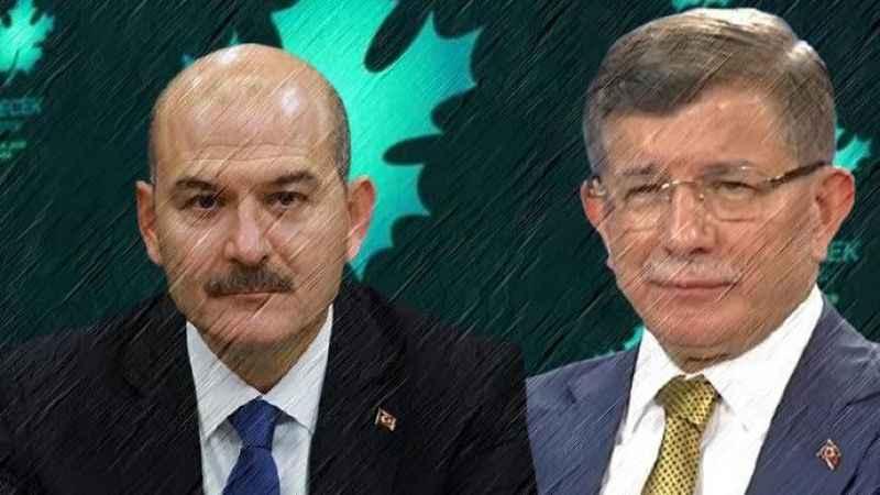 Soylu'nun derdi, Ahmet Davutoğlu dönemini kendine basamak yapmak
