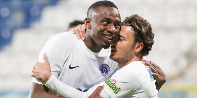 Trabzonspor'da imza sırası Koita'da!