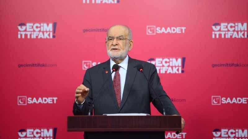 Uğuroğlu: Karamollaoğlu'nun dik duruşu Erdoğan'ın uykularını kaçıracak