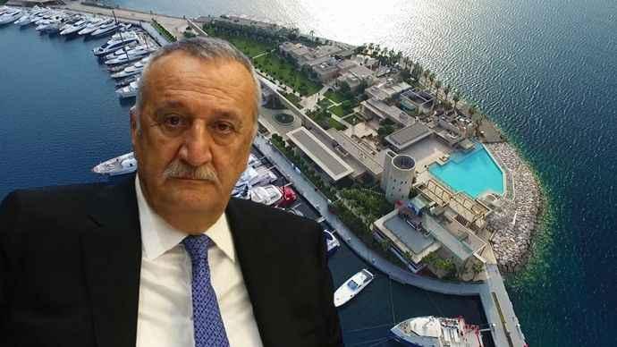 Yalıkavak Marina'dan flaş Mehmet Ağar açıklaması