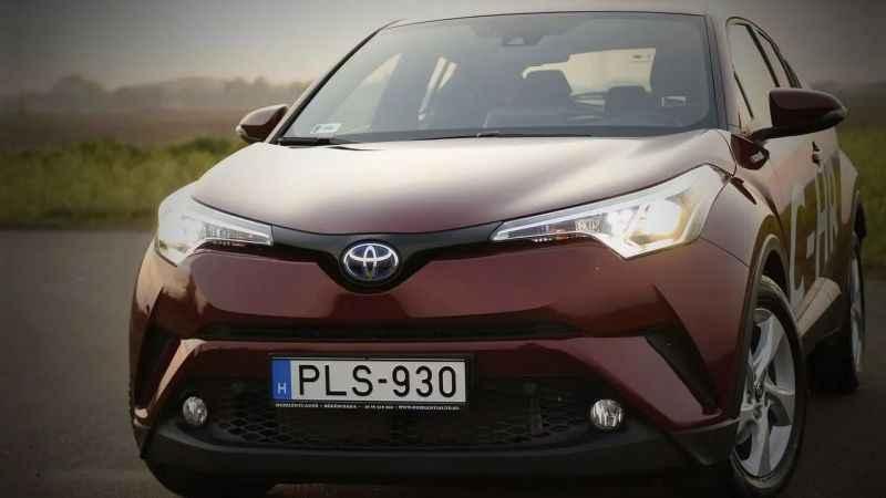Toyota Corolla Hybrid 1