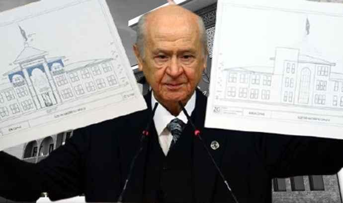 Devlet Bahçeli 'anlaşamadıklarını' duyurdu... MHP projeden vazgeçti