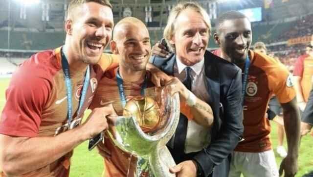Riekerink, 3. Lig takımı İskenderunspor'la anlaştı