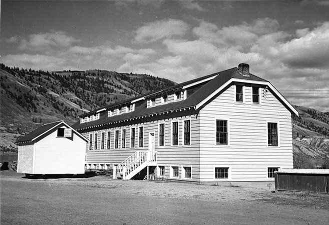 Kamloops Kızılderili Yatılı Okulu
