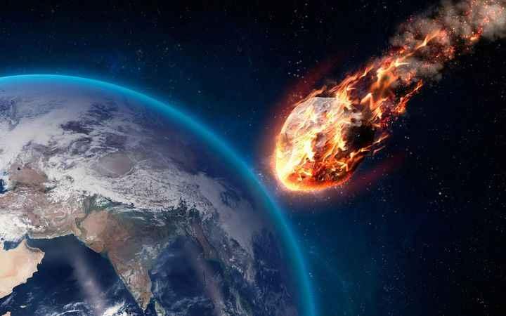 NASA'dan korkutan açıklama: Eyfel büyüklüğünde asteroid geliyor