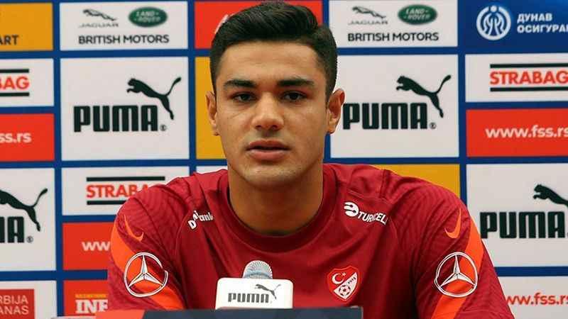 Ozan Kabak'tan kariyeri ve Avrupa Futbol Şampiyonası yorumu