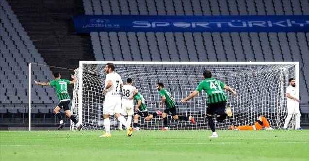 TFF 1. Lig'e çıkan üçüncü takım Kocaelispor oldu
