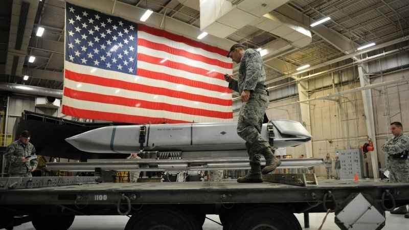 """ABD """"yanlışlıkla"""" Avrupa'daki nükleer silahların yerini ifşa etti"""