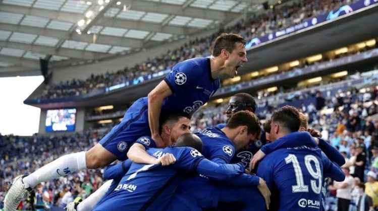 Avrupa'nın devi Chelsea oldu!