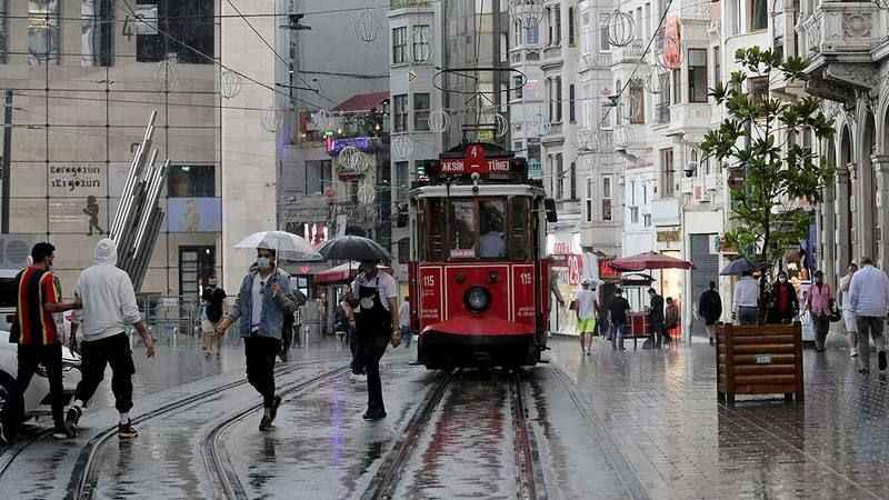 Meteoroloji'den İstanbul için uyarı! 4 gün boyunca sürecek