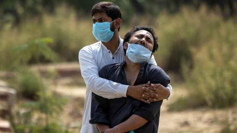O ülkede koronavirüs dehşeti! Bir günde 3 bin 500 can kaybı