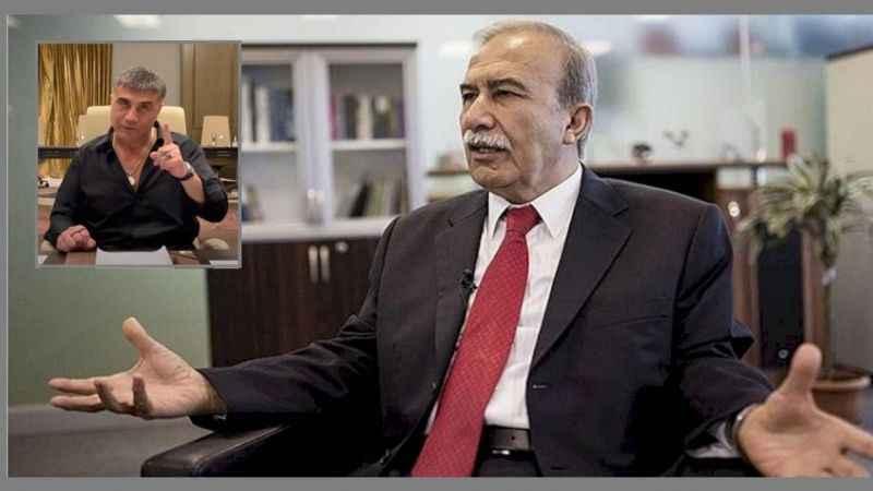 Hanefi Avcı'dan Sedat Peker yorumu: Birileri mi konuşturuyor