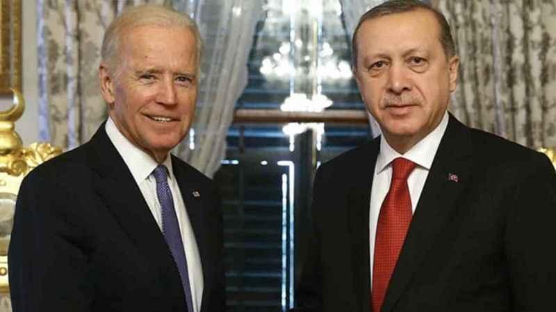 Çavuşoğlu açıkladı! Biden'den Erdoğan'a flaş mesaj