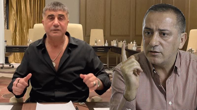 Fatih Altaylı'dan Sedat Peker'e çok konuşulacak soru!