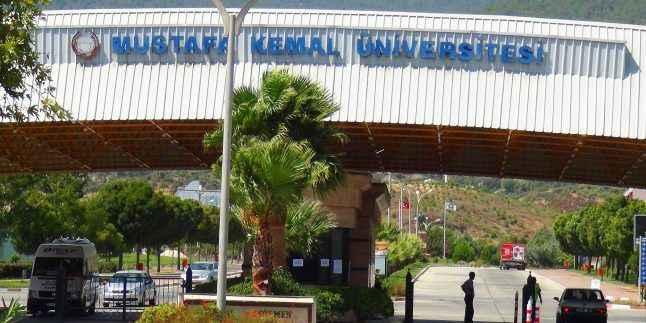 Hatay Mustafa Kemal Üniversitesi 38 Öğretim Üyesi alıyor