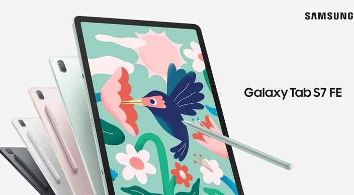 Samsung Galaxy Tab S7 FE ve Galaxy Tab A7 Lite tabletleri tanıtıldı