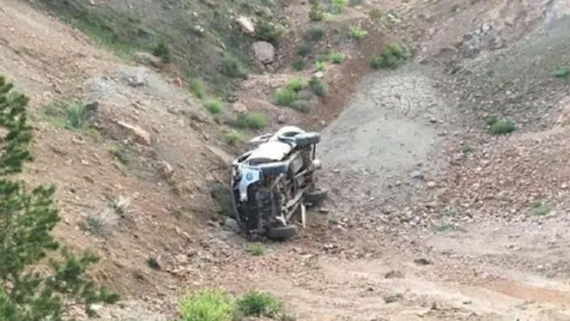 Sivas Zara'da trafik kazası: Karı-koca hayatını kaybetti!