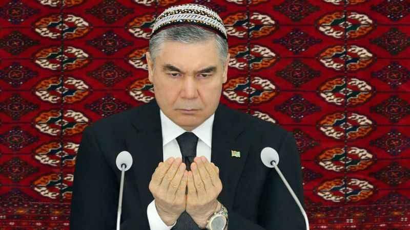 Türkmenistan Devlet Başkanından babasının vefatı nedeniyle flaş emir!