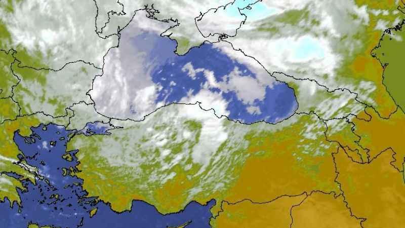 Son Dakika! Meteoroloji'den Karadeniz'de 11 il için fırtına uyarısı