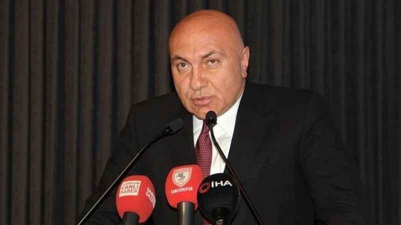 Yüksel Yıldırım, yeniden Samsunspor Başkanı!