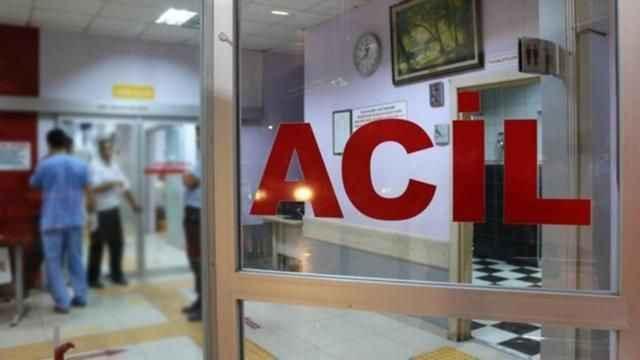 86 işçi zehirlenme şüphesiyle hastaneye kaldırıldı