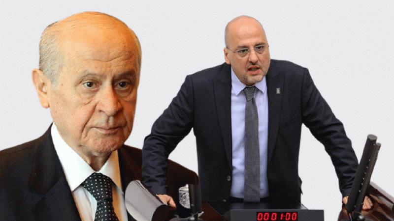 Ahmet Şık'tan Devlet Bahçeli hakkında suç duyurusu