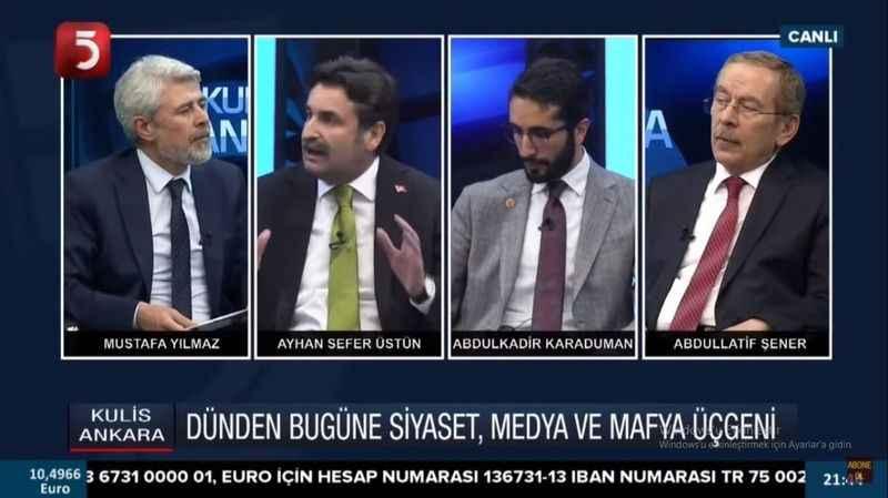 Sefer Üstün, Erdoğan ile Davutoğlu arasındaki Külünk detayını açıkladı