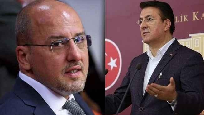 Milletvekili Aydemir'den Ahmet Şık'a sert tepki: Cahil, nadan adam