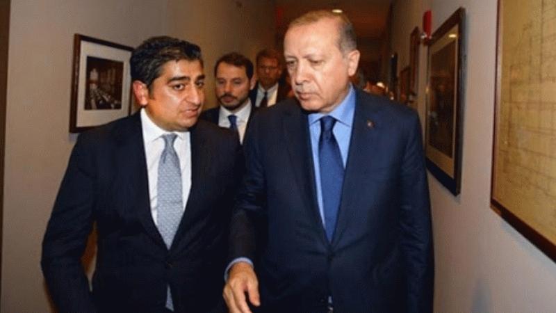 """""""SBK Holding binasını kullanan Cumhurbaşkanlığı'nda danışman"""""""