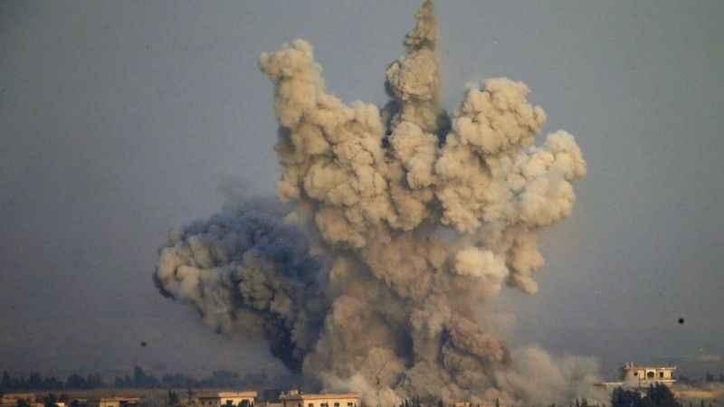 Siyonist İsrail yine Suriye'ye saldırdı!