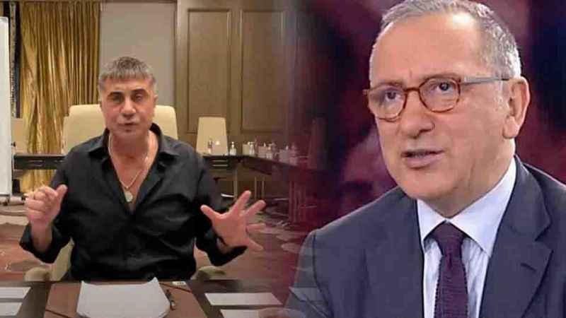Altaylı'dan Sedat Peker destekçilerine tepki: Oh ne ala, mualla