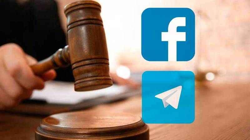 Facebook ve Telegram'a ceza geldi!