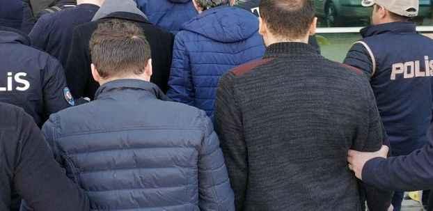İstanbul'da nitelikli dolandırıcılıktan aranan 6 şüpheli yakalandı