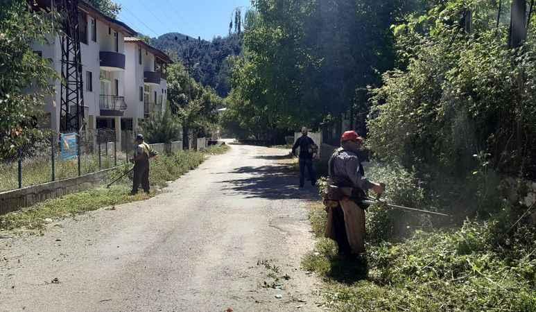 Kozan Belediyesi'nden Horzum Yaylası'nda yaz hazırlığı