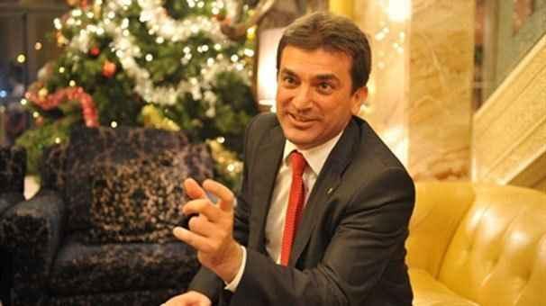 Eski AKP'li vekilin oğlu BMC'ye CEO oldu