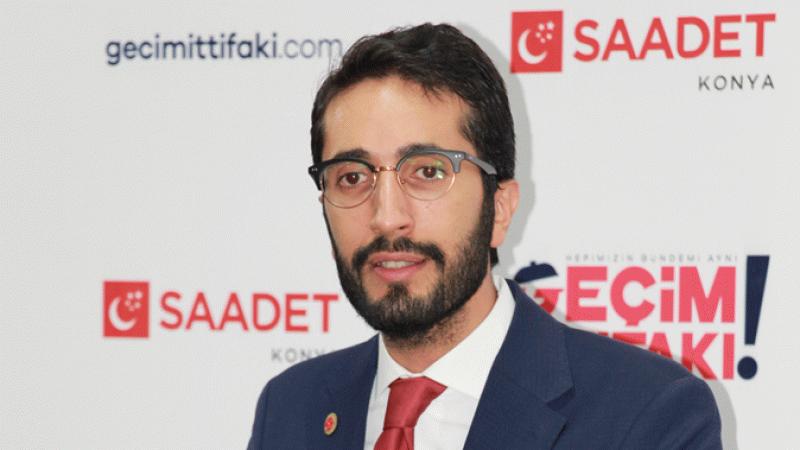 Saadet Partili Karaduman'dan Konya milletvekillerine açık davet