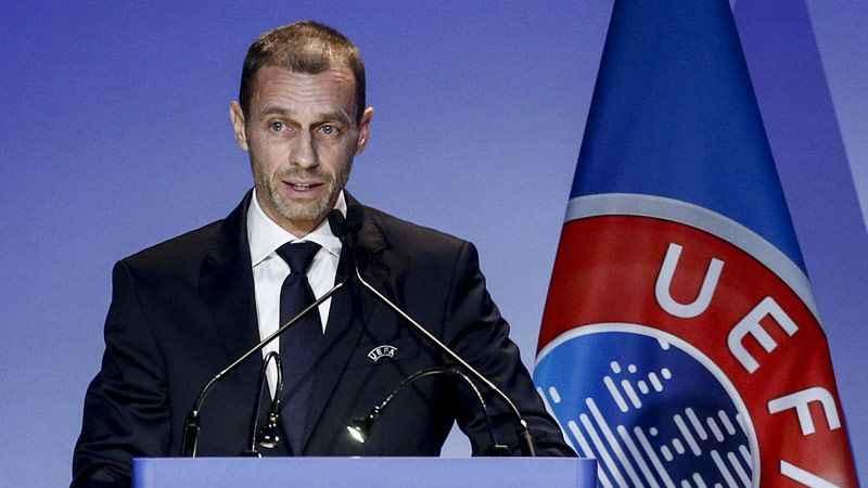 UEFA Başkanı Ceferin İstanbul açıklaması