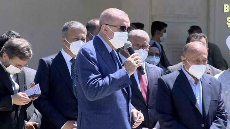 Cumhurbaşkanı Erdoğan'dan vatandaşa eylem çağrısı!
