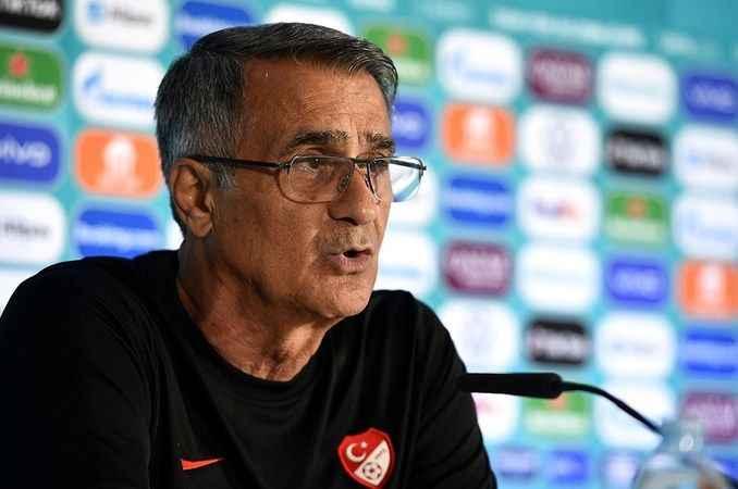 Şenol Güneş'ten İtalya maçı öncesi umut veren açıklama