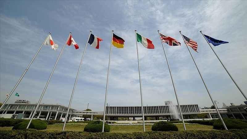 G7 Zirvesi İngiltere'nin ev sahipliğinde başladı