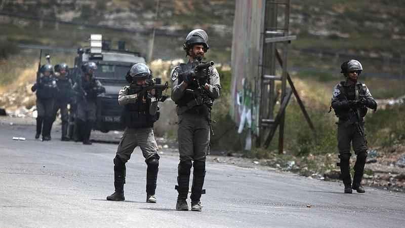 Siyonist İsrail Nablus'ta 15 yaşındaki genci şehit etti!
