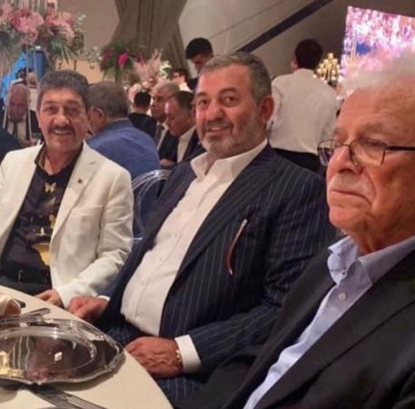 Gözaltına alınan Öncel'in, Soylu'nun babasıyla fotoğrafı ortaya çıktı!