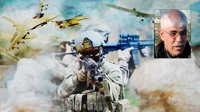 PKK'ya ikinci Mahmur darbesi: Hasan Adır etkisiz hale getirildi