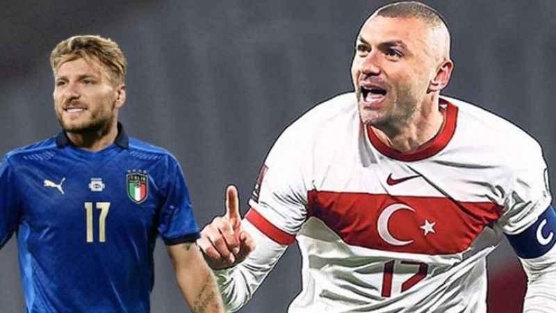 Türkiye-İtalya maçı canlı izle! EURO 2020 şifresiz izle ücretsiz
