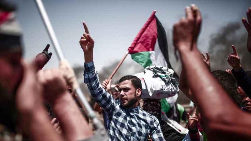 O ülkeden dikkat çeken çıkış! Filistinlilere hakları tanına kadar...