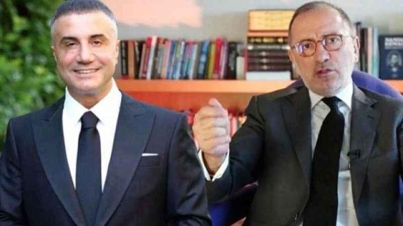 Altaylı'dan Sedat Peker'in ifşa ettiği gazetecilere sert sözler
