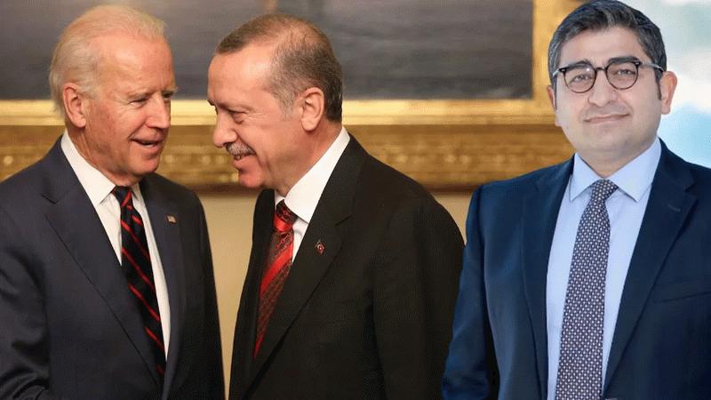 Erdoğan - Biden görüşmesinde 'Sezgin Baran Korkmaz' detayı!