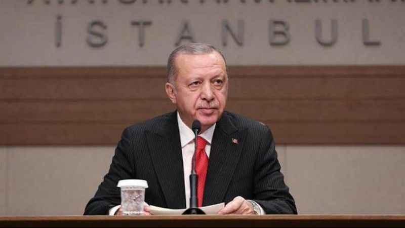 Erdoğan'dan Merkez Bankası döviz rezervi açıklaması